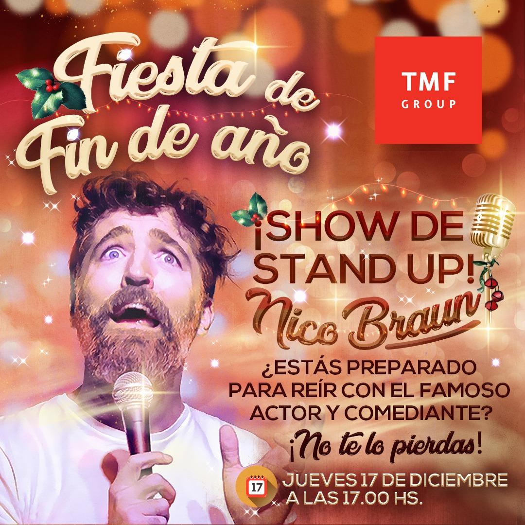 Show de Stand Up - Nico Braun