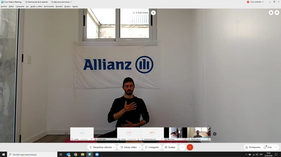 Yoga - Allianz